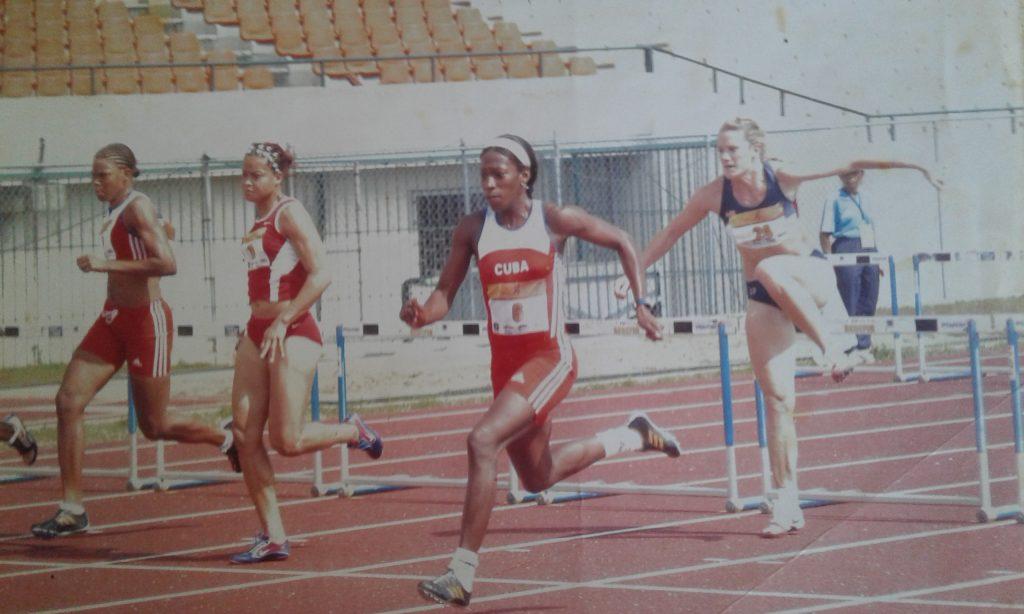 Como miembro del Equipo Nacional, Gretchen obtuvo medalla de plata en la II Olimpiada del Deporte Cubano, en La Habana, en el 2004, entre otros logros
